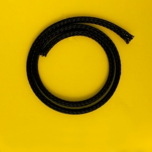 braided hose protector for grease extension hoses